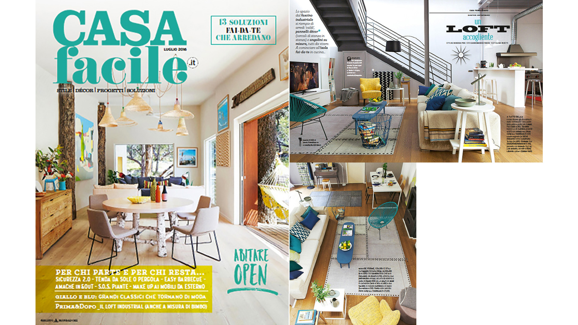 Interior Design Fai Da Te eva natasa® » press